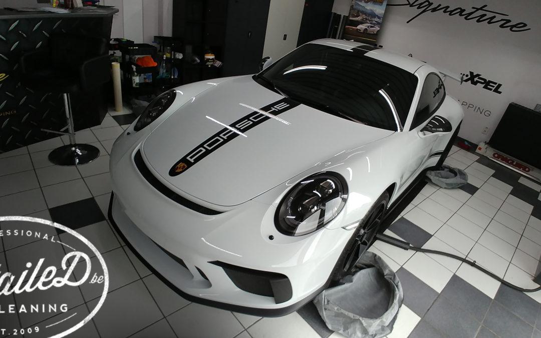 Porsche 911 GT3 – New Car Pakket