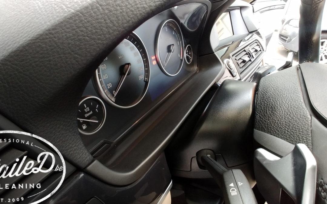 BMW 520d – Interieur Pack