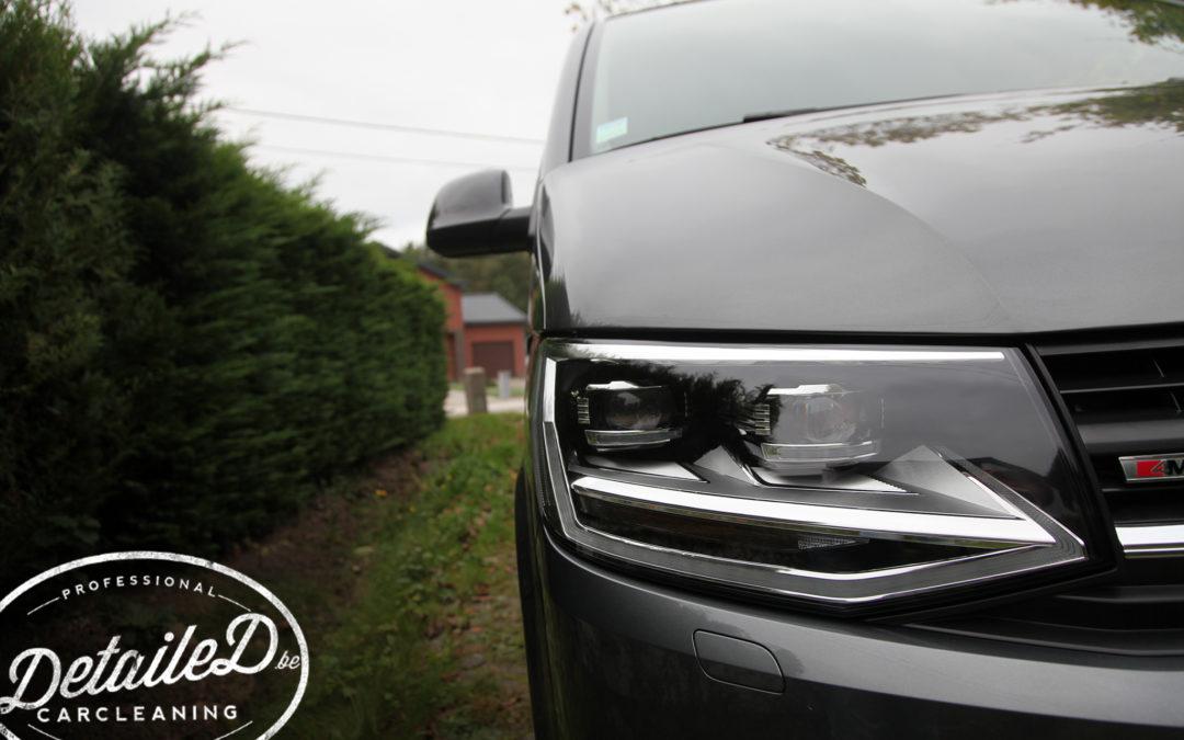 VW T6 – New Car Pakket – N-XTC coating