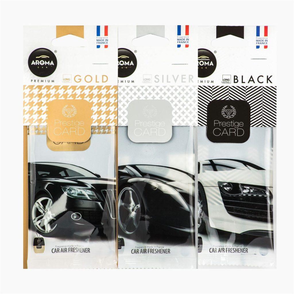 Prestige Card aroma