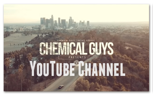 Chemical Guys Belgium Youtube Channel
