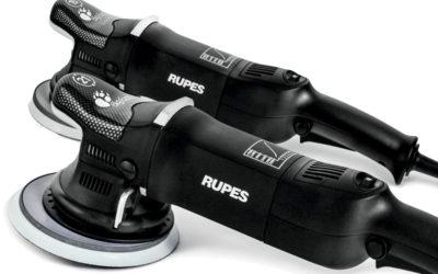 De nieuwe Rupes LHR21 & LHR15 Mark III