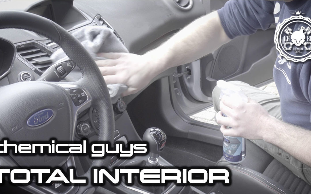 Total Interior Cleaner Chemical Guys